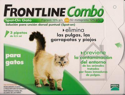 eliminar pulgas gato